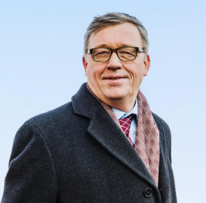 Hannu Penttilä, the Deputy Mayor of Helsinki