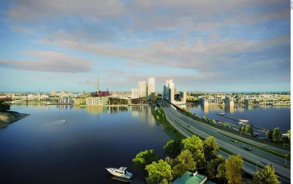 Hack into the Future – Helsinki's Kalasatama providing one blueprint for tomorrow