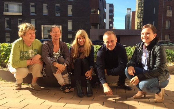 How Agile Pilots help developing urban services – KuntoKaverit and Auntie brought wellbeing for Kalasatama