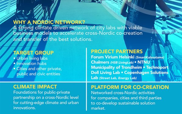 Towards closer co-operation between Nordic Sustainable City Labs